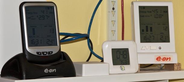 Energy Usage Monitors
